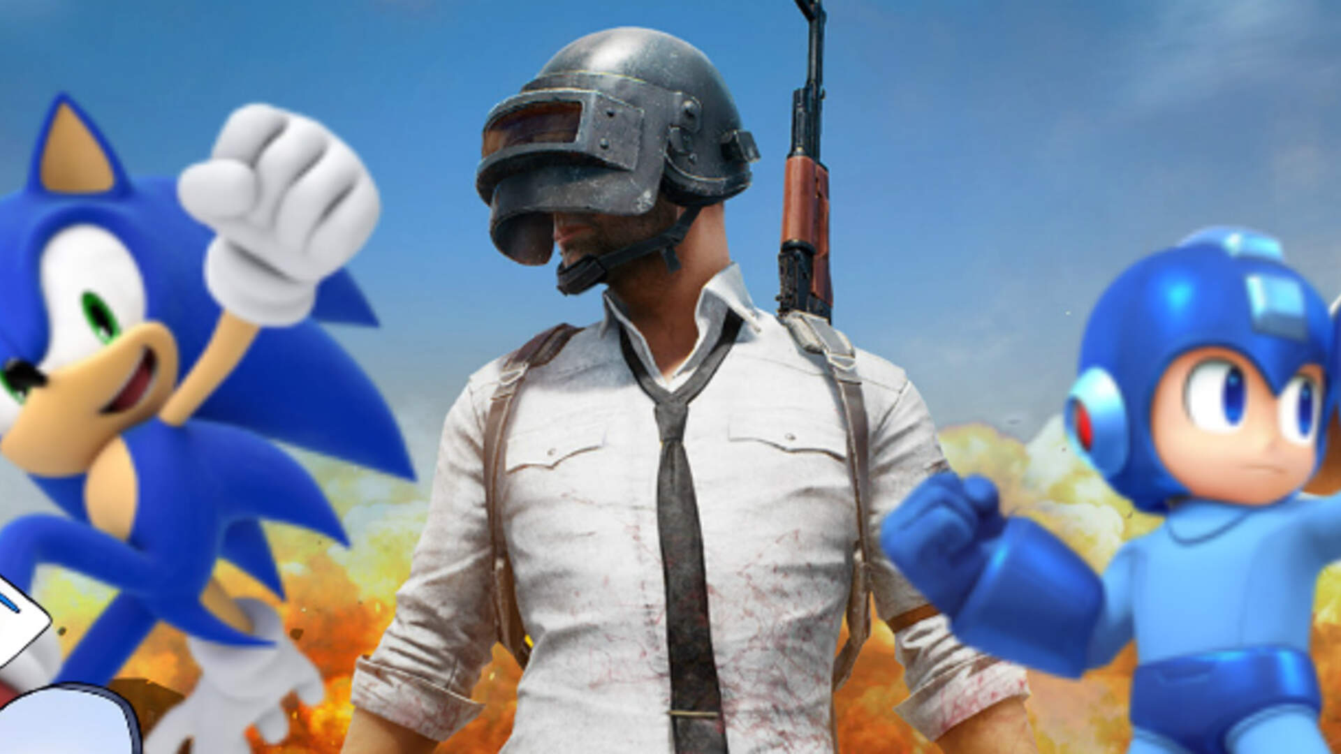 What PlayerUnknown's Battlegrounds Looks Like At Other Publishers
