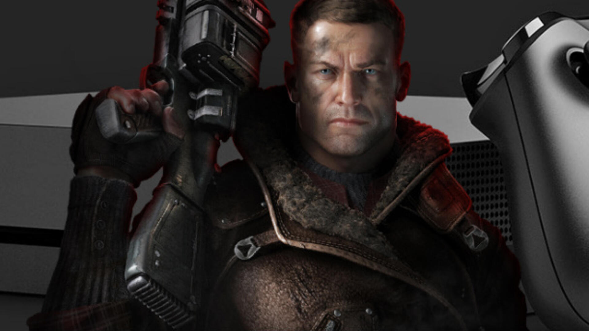Xbox One X Enhancements For Wolfenstein 2, Fallout 4, and More Detailed