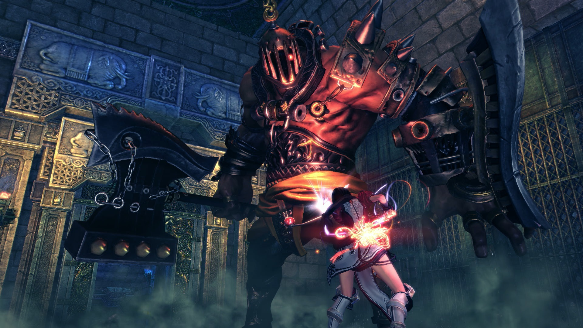new photos premium selection the cheapest Blade & Soul's New Expansion Offers a Training Room I Wish ...