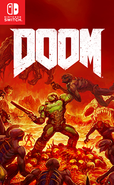 Doom on Switch May Have Compromised the Frame-rate to Make