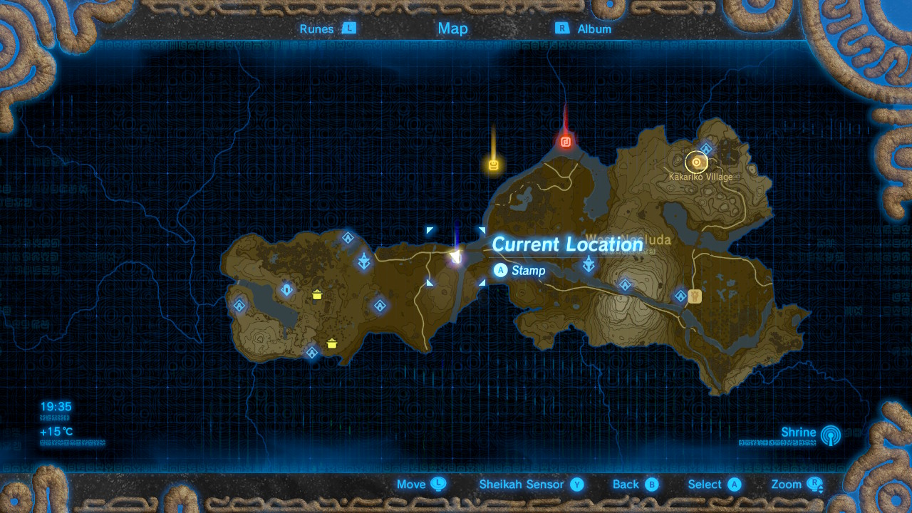 Zelda Breath Of The Wild Find The Bosh Kala Shrine And