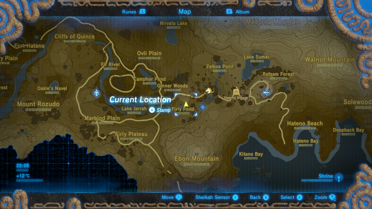 Breath Of The Wild How To Increase Hearts And Stamina Usgamer