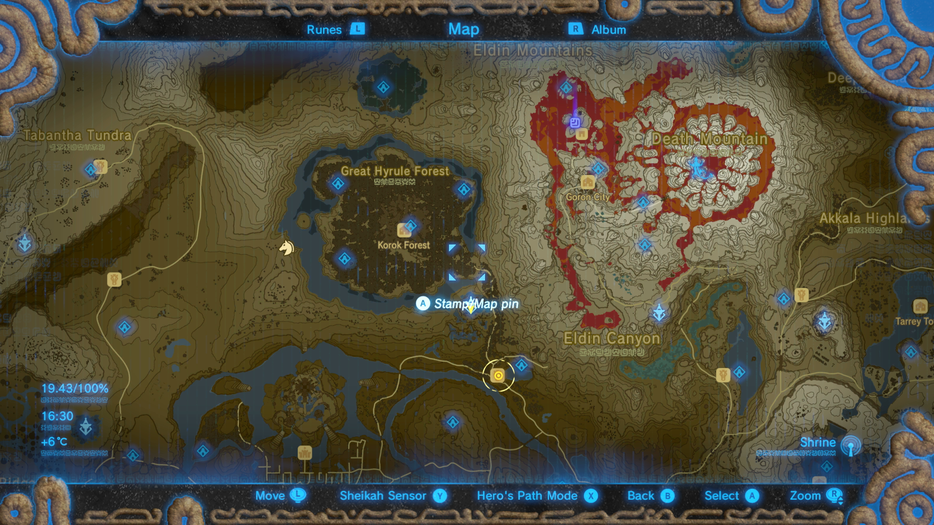 Zelda Breath Of The Wild Master Trials Dlc Where To Find Midna S Helmet Travel Medallion Tingle Outfit Korok Mask And More Usgamer It shakes when one is hiding nearby. zelda breath of the wild master trials