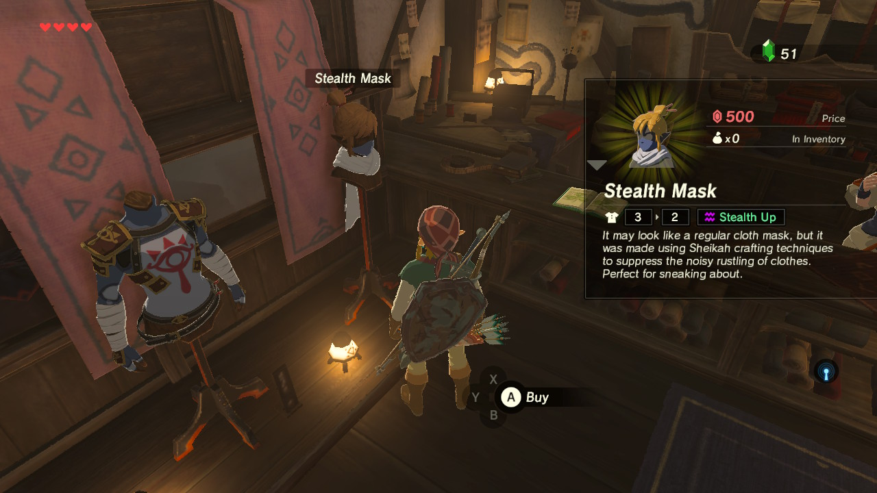 Zelda Breath of the Wild Shiek Outfit - Get the Sheik Outfit
