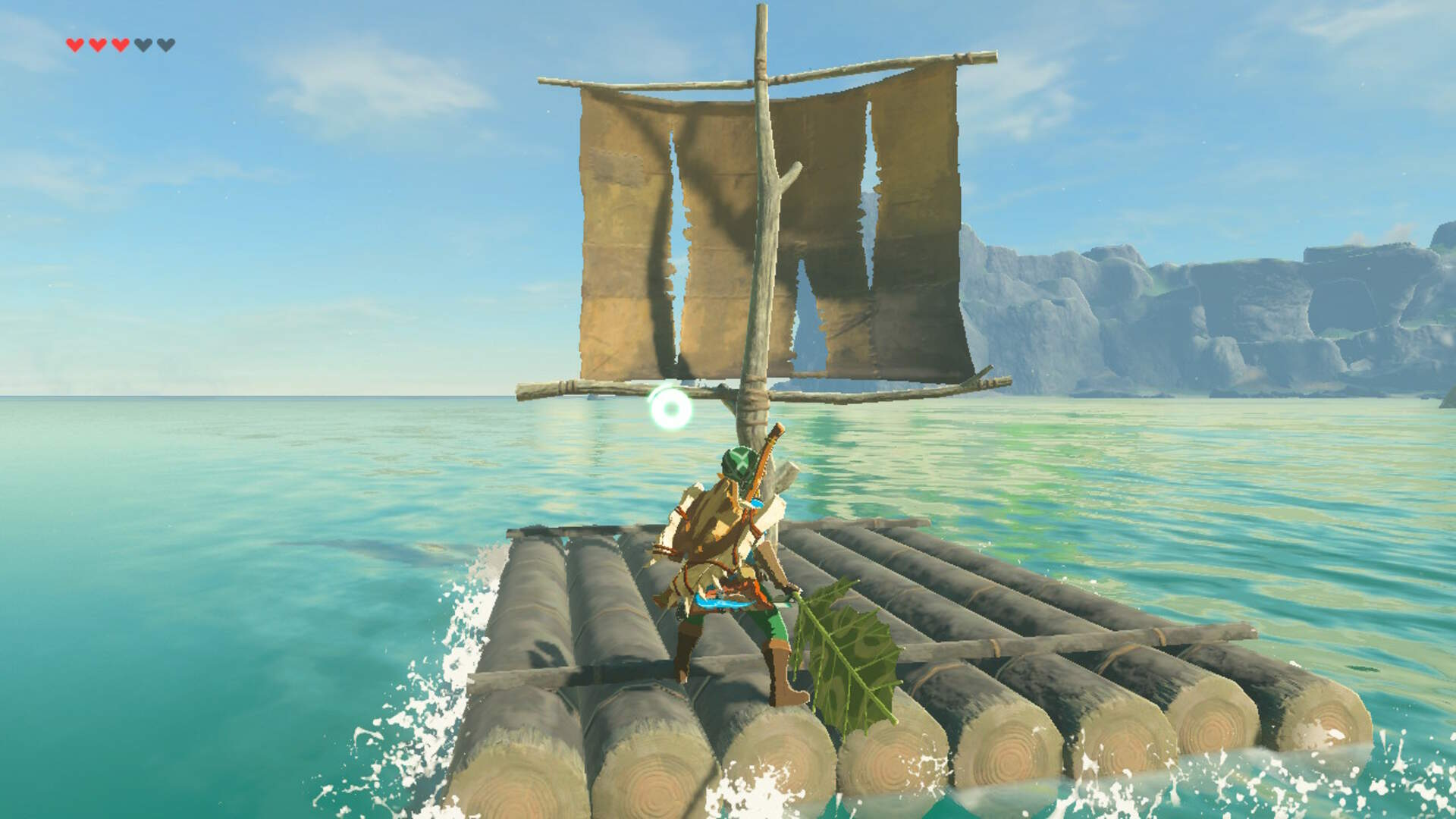 Breath of the Wild Player Finds Haunting New Method for Fishing: Whistling