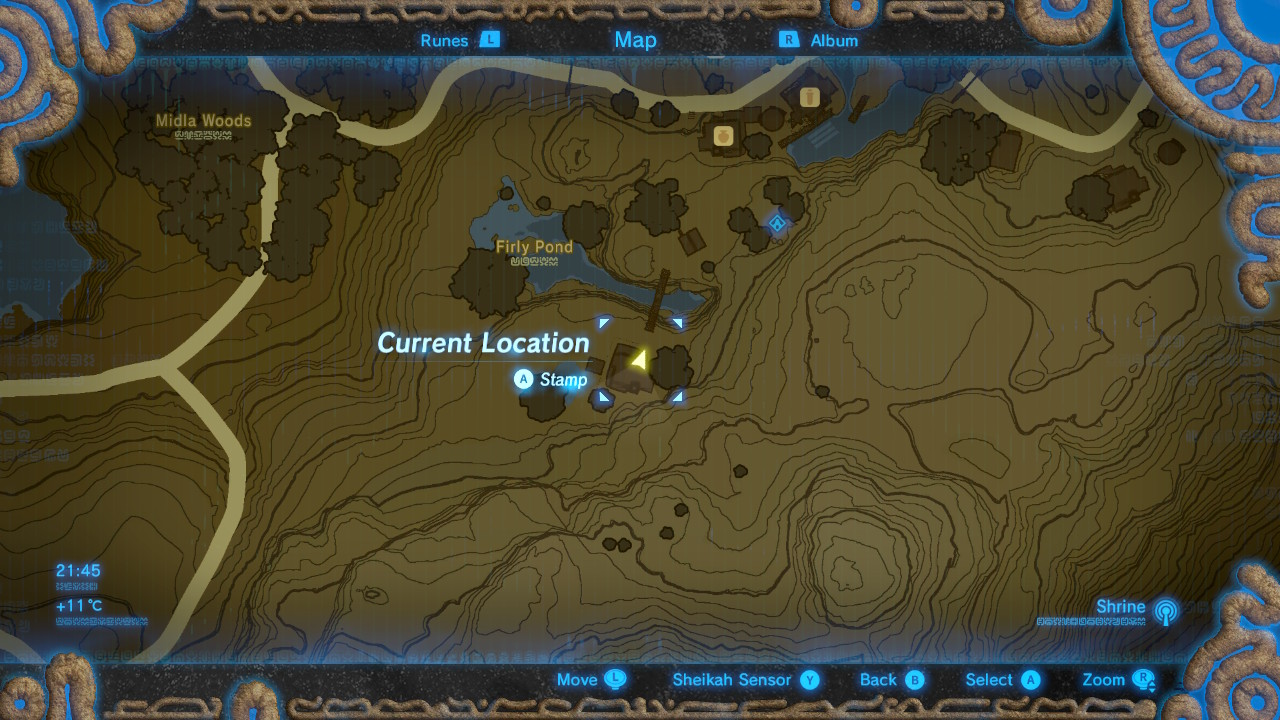 Zelda Breath Of The Wild How To Buy A House And Furniture Usgamer