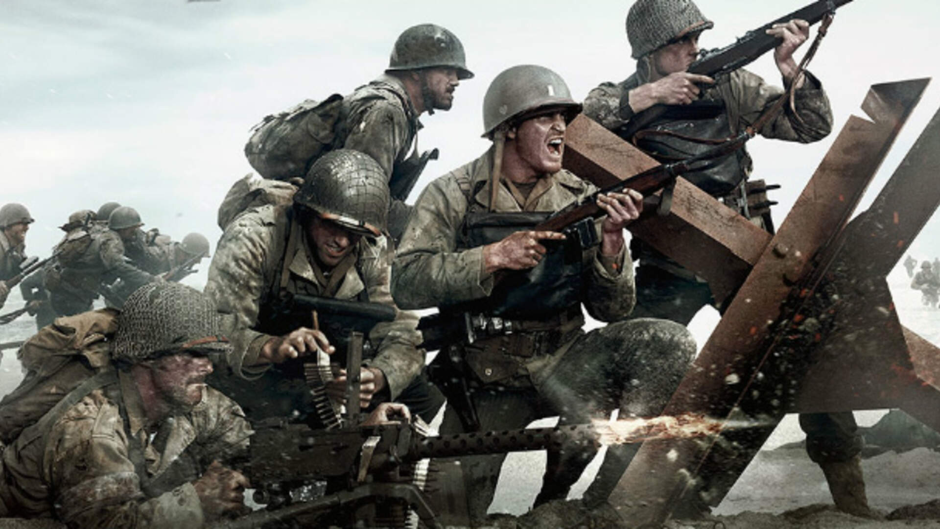 Call of Duty WW2 Gets Reviews That Remind Us of the Black Ops Days