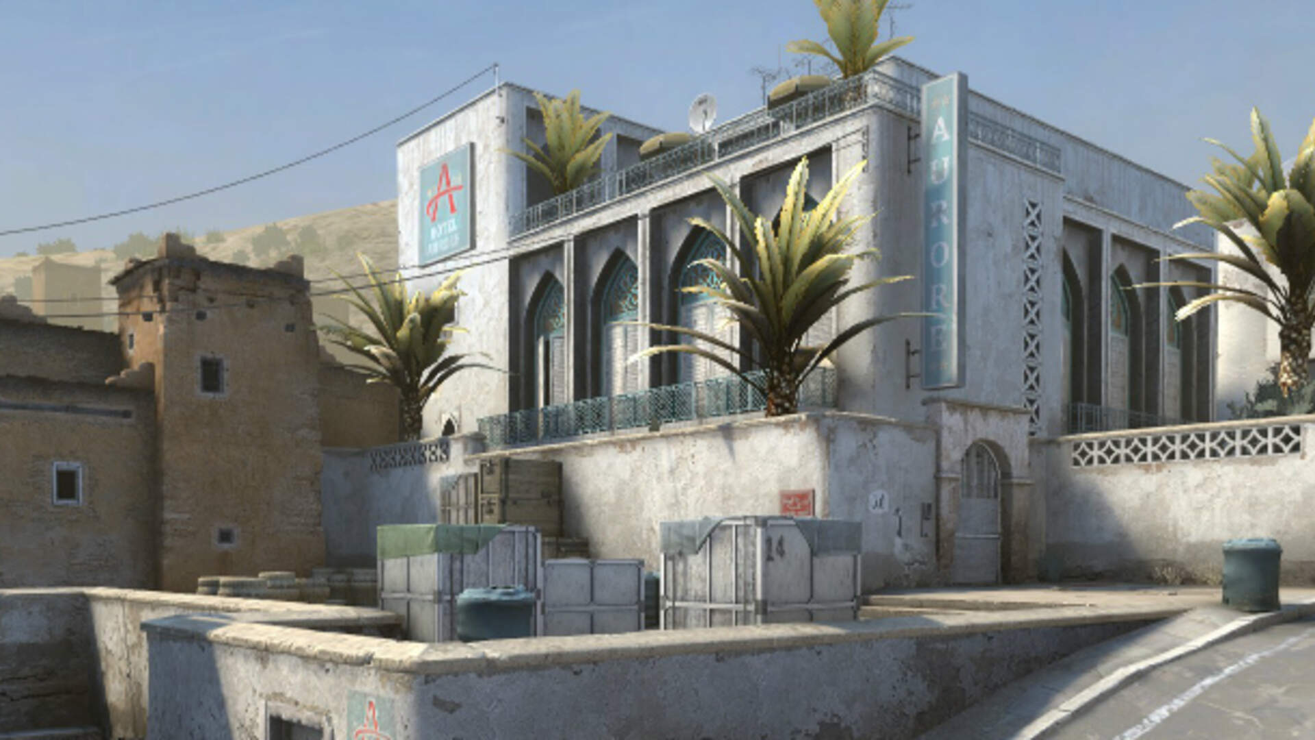 Counter-Strike: GO Revamps A Clic With Dust 2 Map Changes ... on dust bowl, counter strike de dust map, aztec map, the dust borderlands map, dust bunny, dust devil, dust storm in us map of region, italy map, dust of snow, cs go dust map, storm weather map,