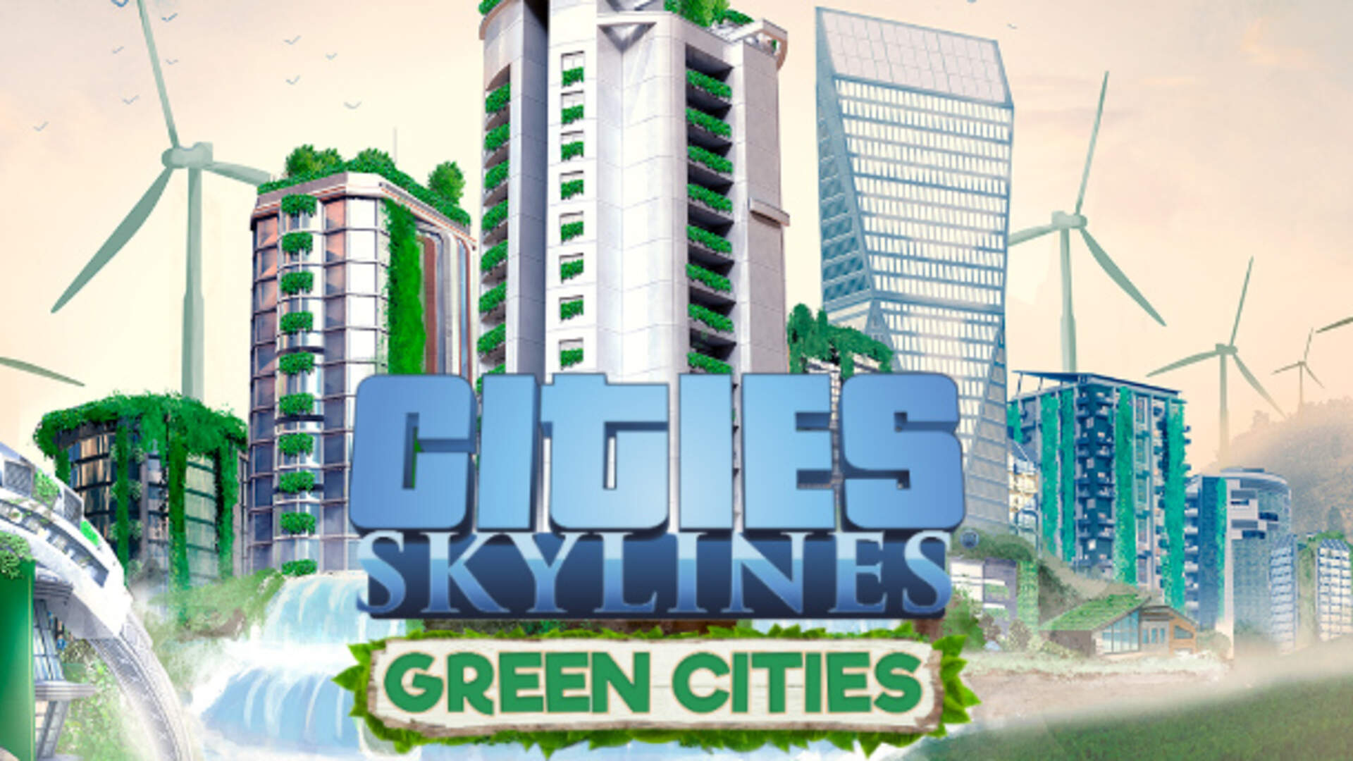 Cities Skylines Goes Green This Month in New DLC