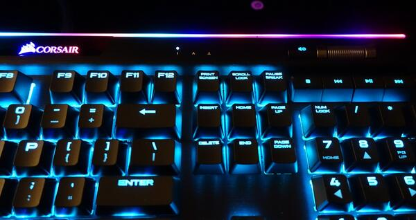 Corsair K95 Platinum Review: The Flagship Learns From