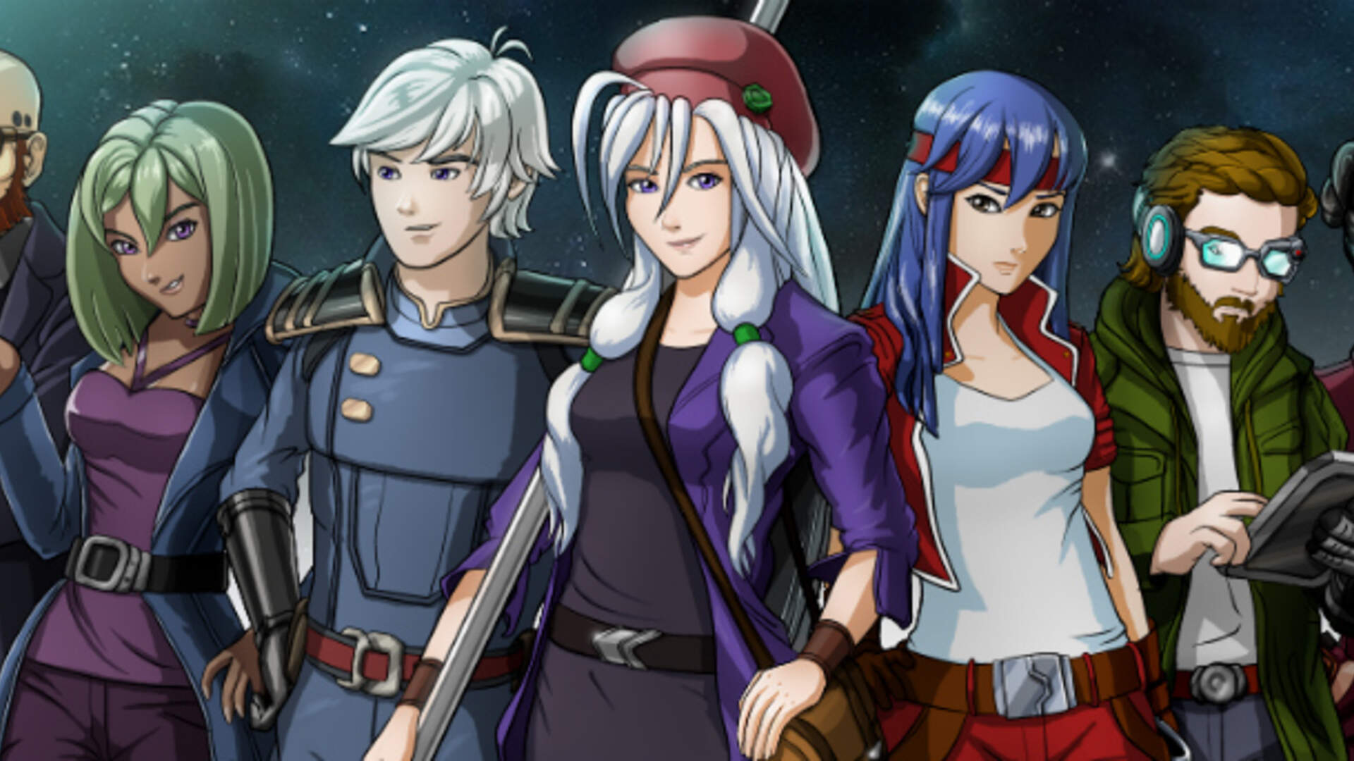 Cosmic Star Heroine Coming April 11 to PC and PS4