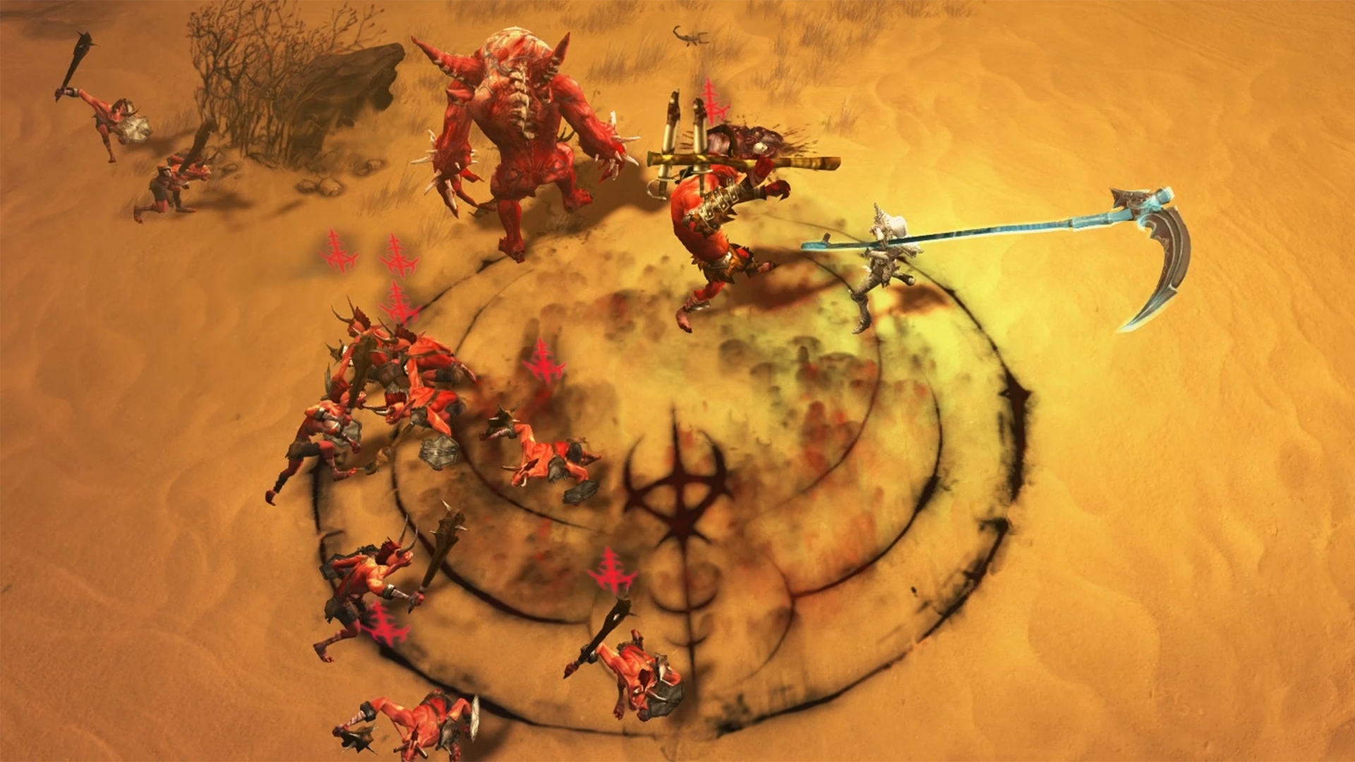 Diablo 3's Necromancer Delivers an Orgy of Corpse Explosions