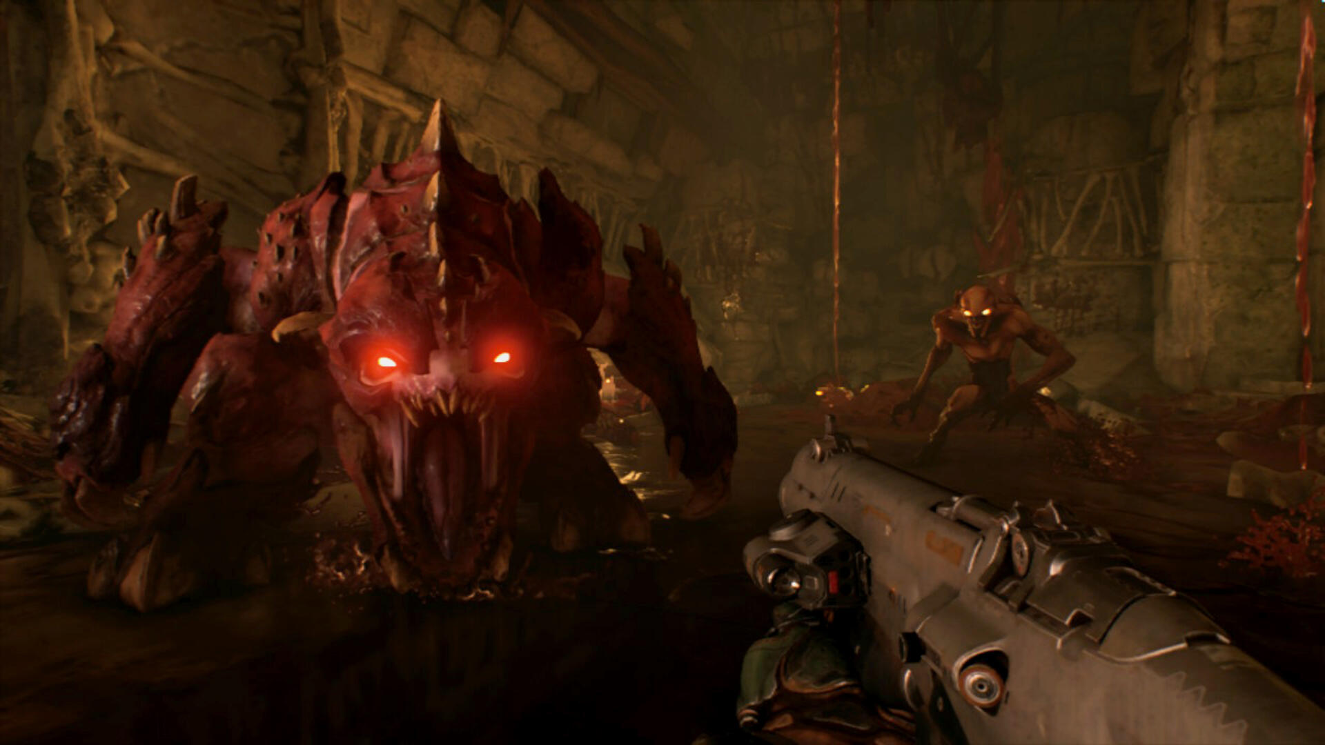 Bethesda Confirms Doom on Switch Will run at 30fps