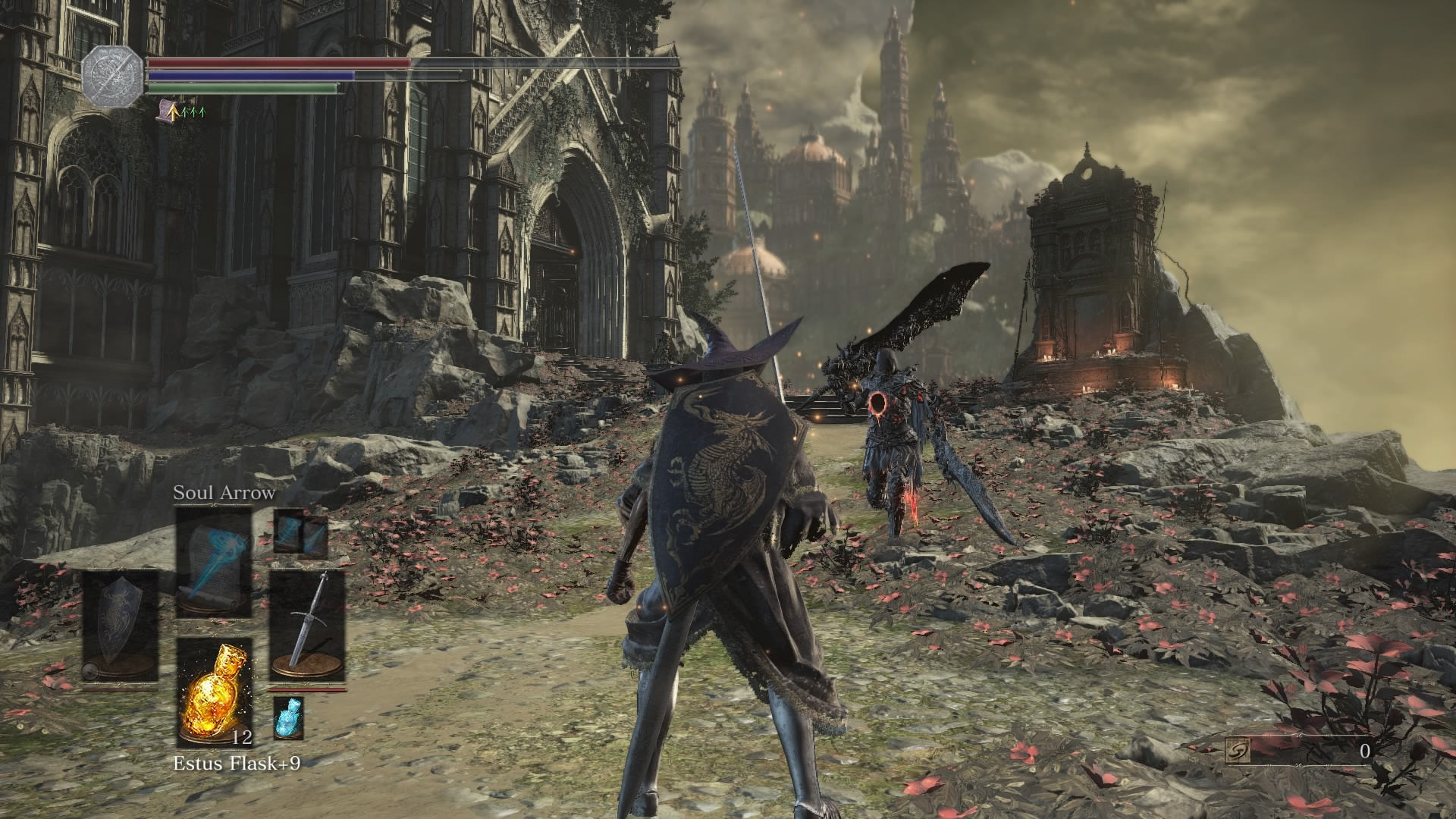 how to start ringed city