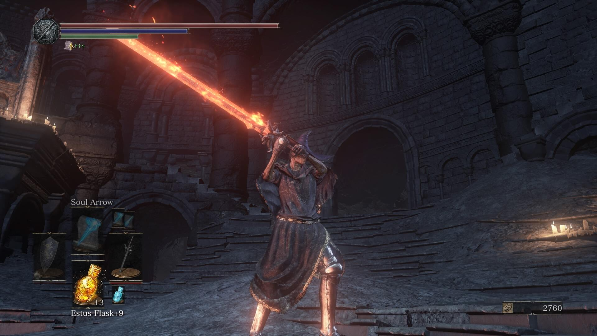 Image Result For Best Weapon In Darksouls For Faith Build