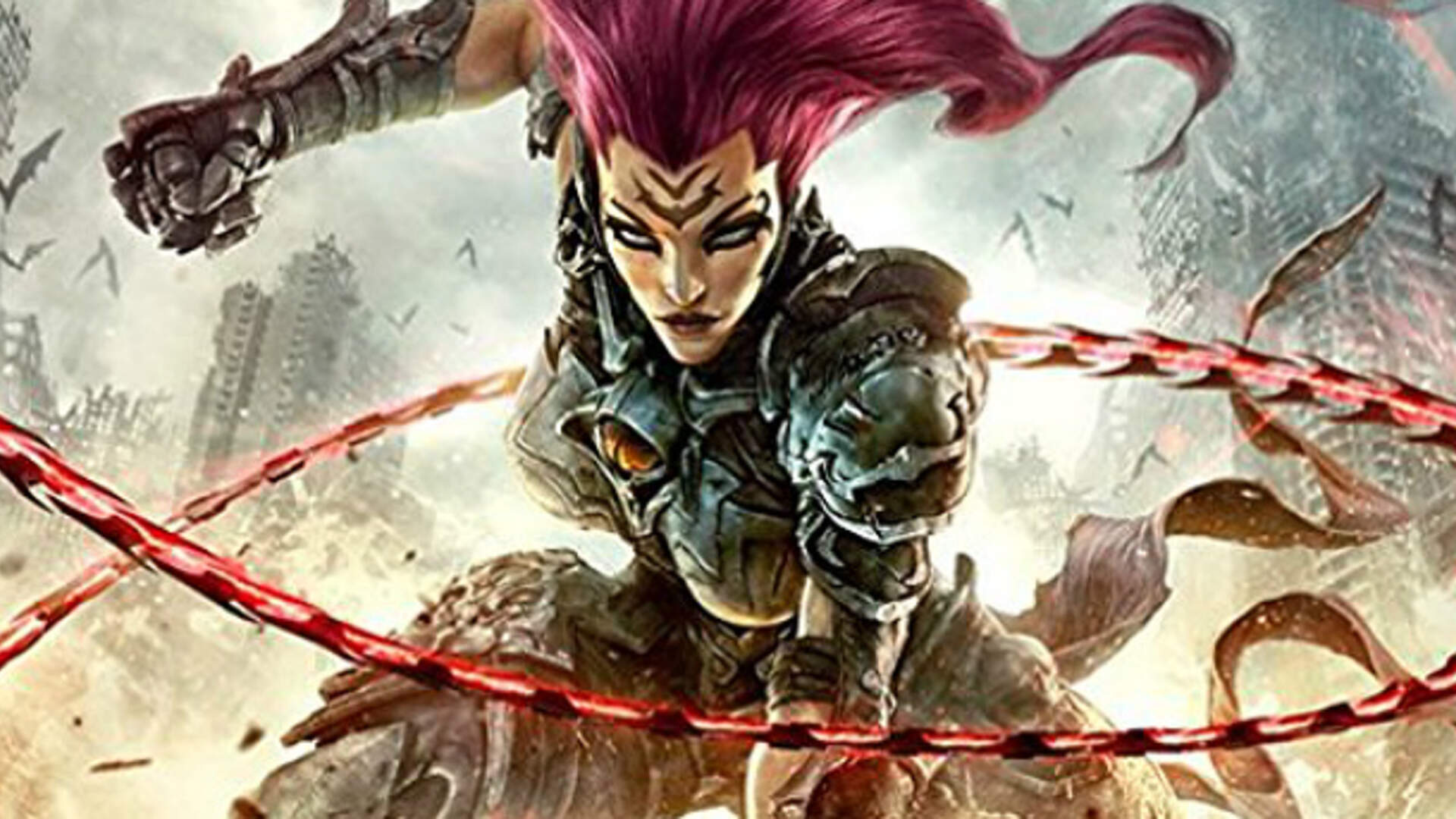 Darksiders 3 is Dropping the Mini-Map, Here's Why