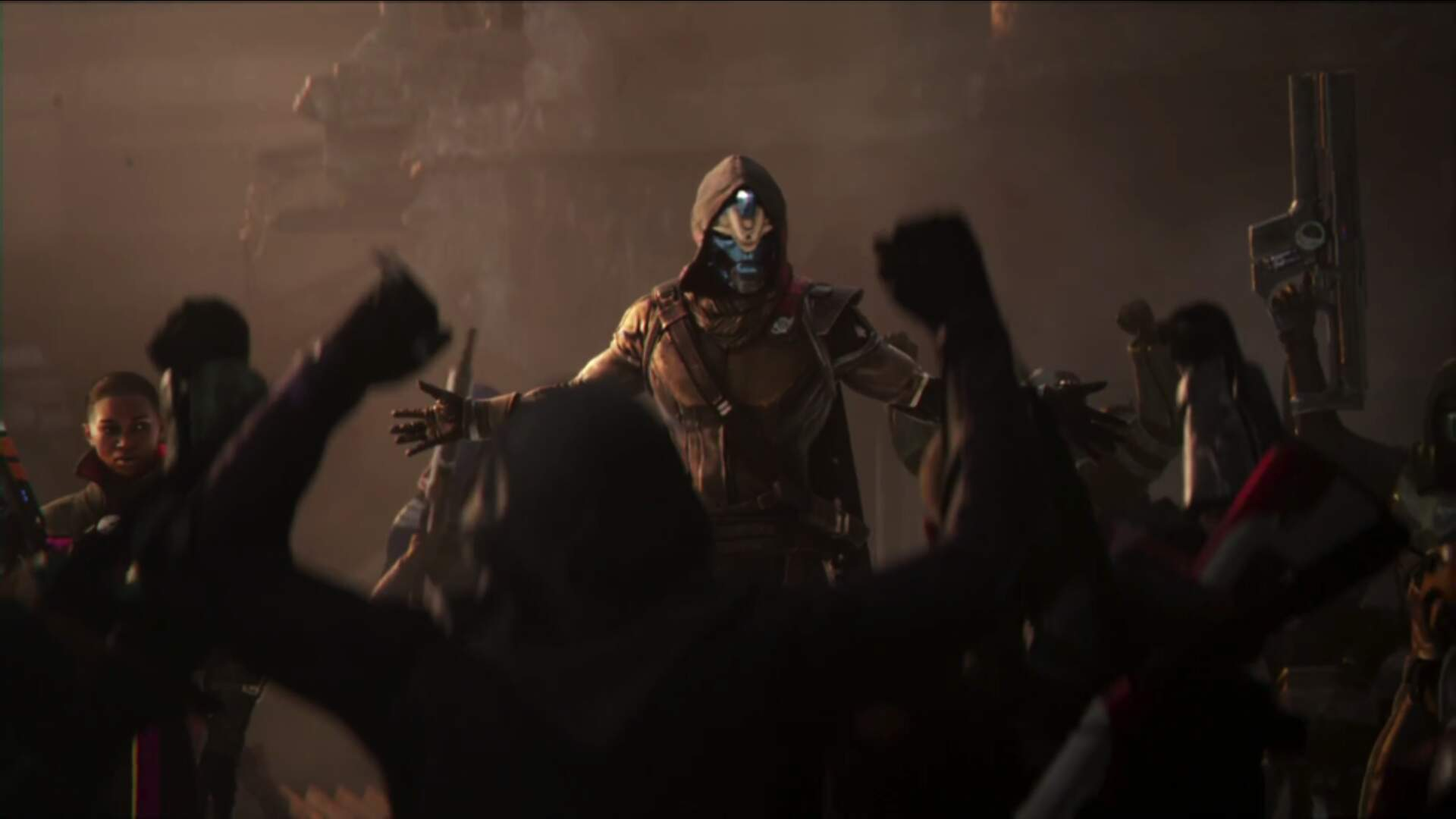 Here's the First Gameplay Trailer for Destiny 2