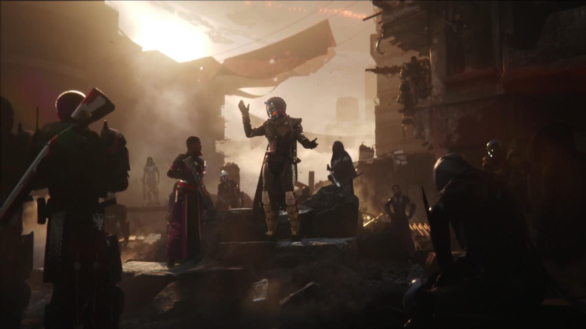 The Destiny 2 Trailer Reveals a lot More Than you Might Expect