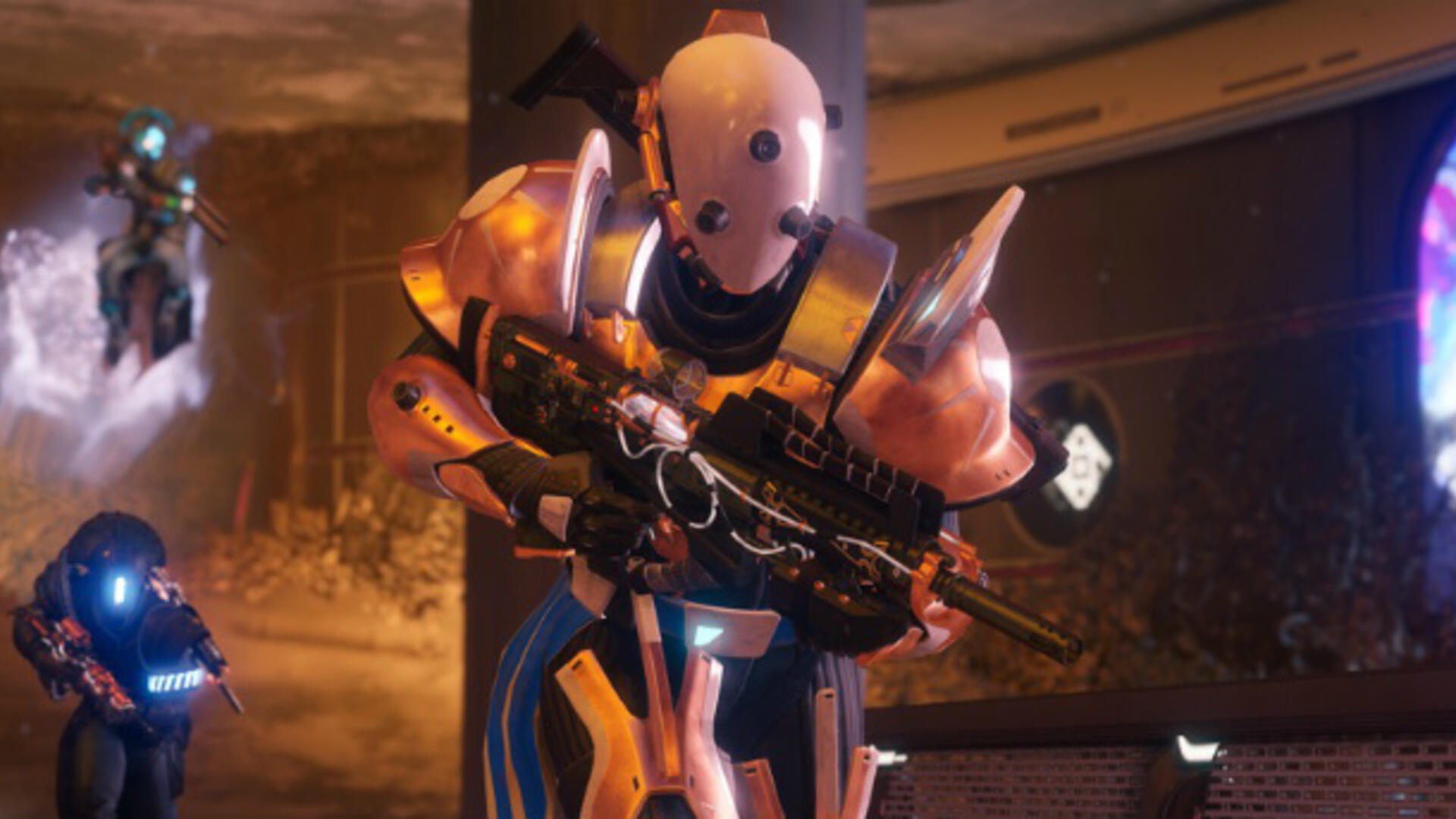 Destiny 2 Nightfall Overhaul Aims to Make The Strikes More Competitive