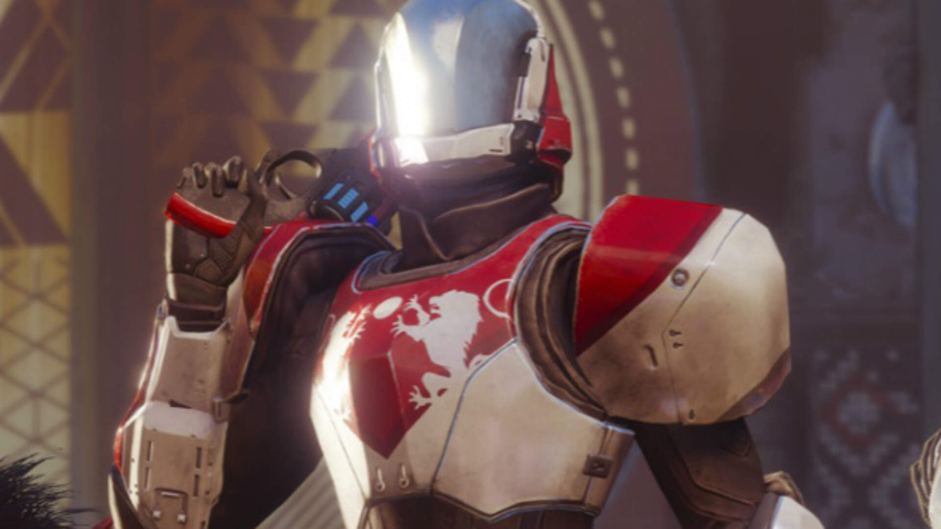 Destiny 2 Lets You Use Shaders on Weapons and Ships