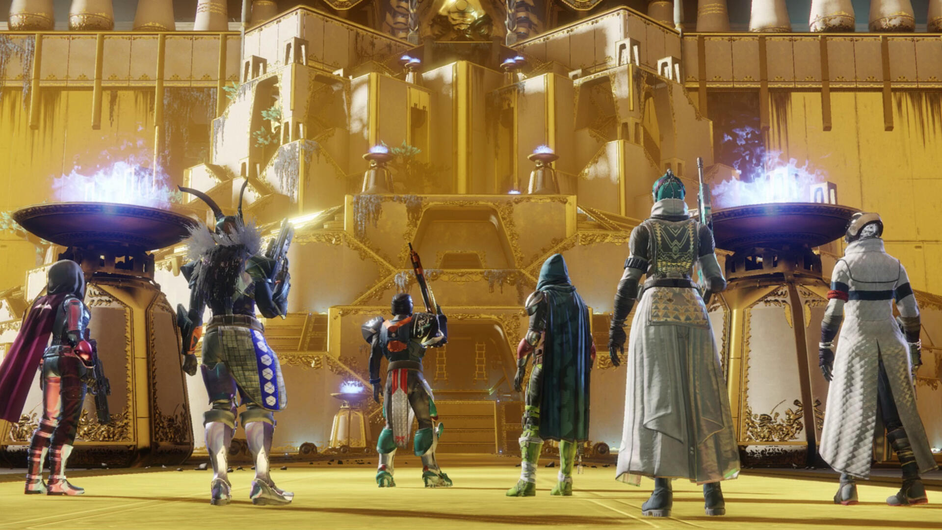 25 Thoughts I Had While Blind-Running Destiny 2's First Raid Leviathan