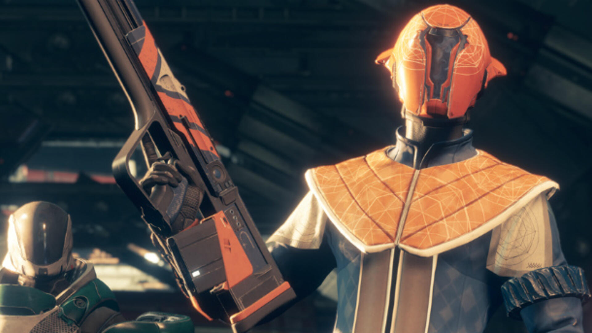 Destiny 2 Review: A Very Pretty Mulligan