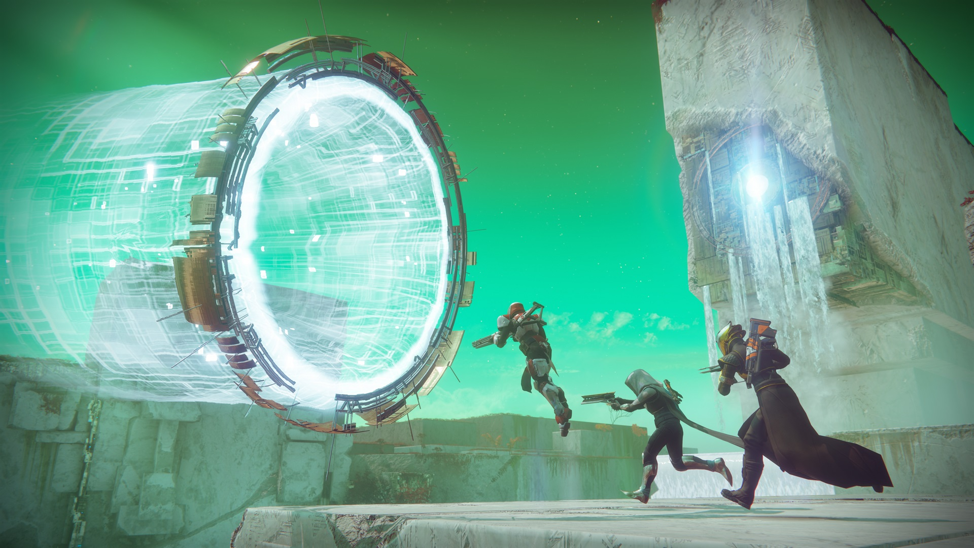 Destiny 2 Won't Have Cross Save Between PC and Console | USgamer