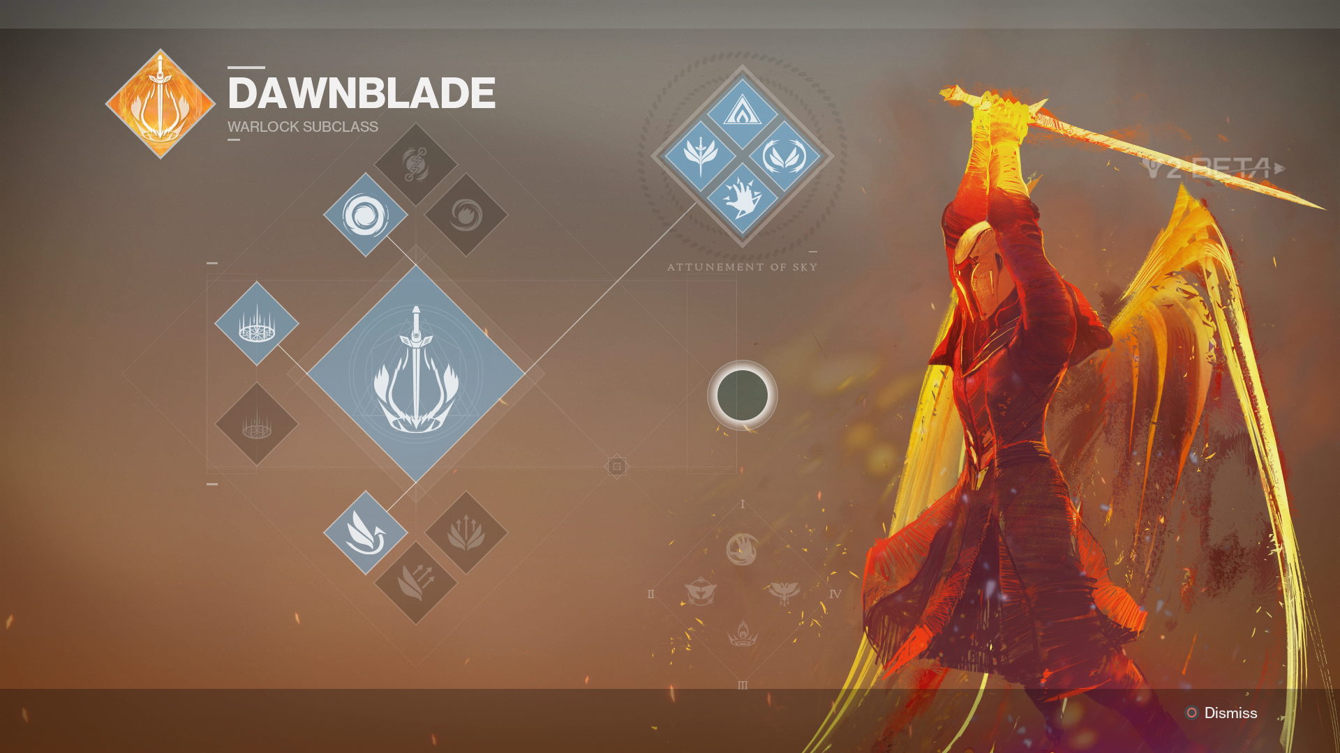 Destiny 2 Warlock Dawnblade Super Abilities And Grenades