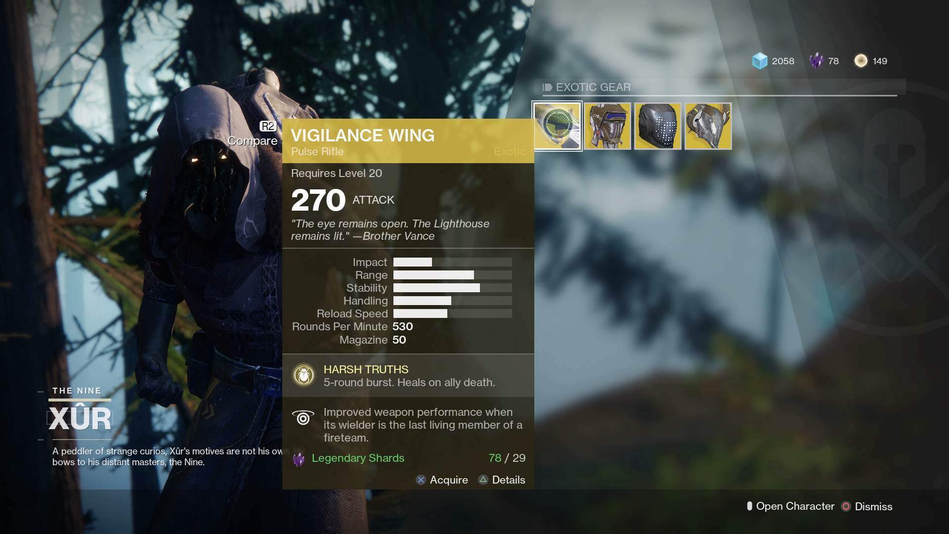 How Xur Works In Destiny 2: Xur Location, Exact Appearance ...