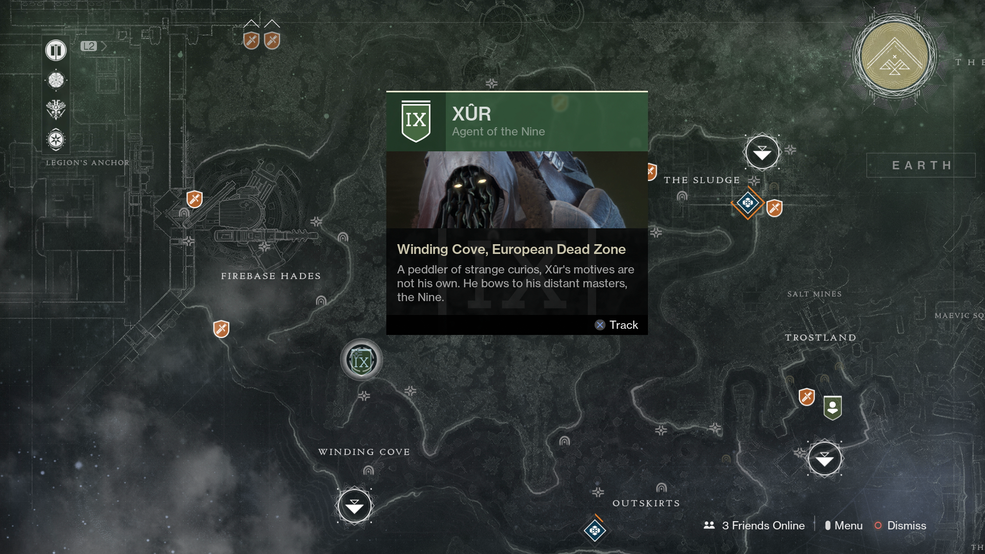 Destiny 2 Xur Location - Fated Engrams Explained, What Time