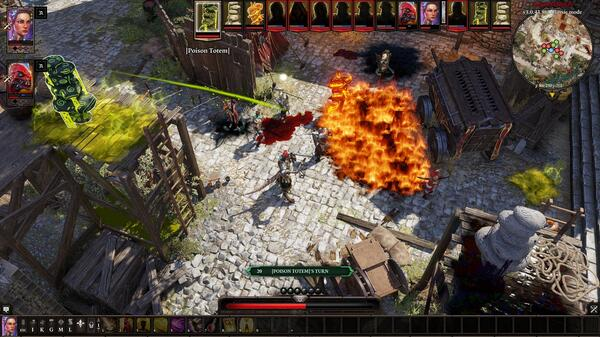 Divinity Original Sin 2: I'm Really Bad With The New