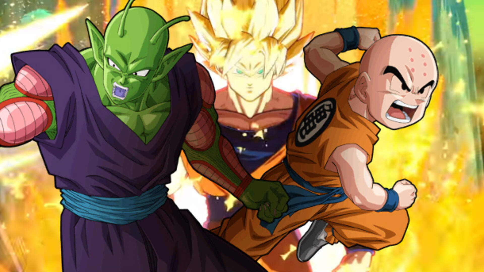 Dragon Ball Fighterz Adds Piccolo And Krillin To The Roster Usgamer