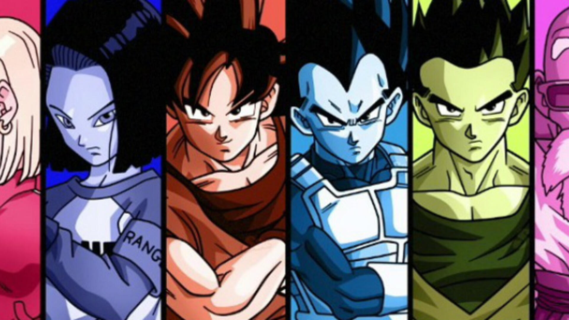 Dragon Ball Fighters From Arc System Works Leaked