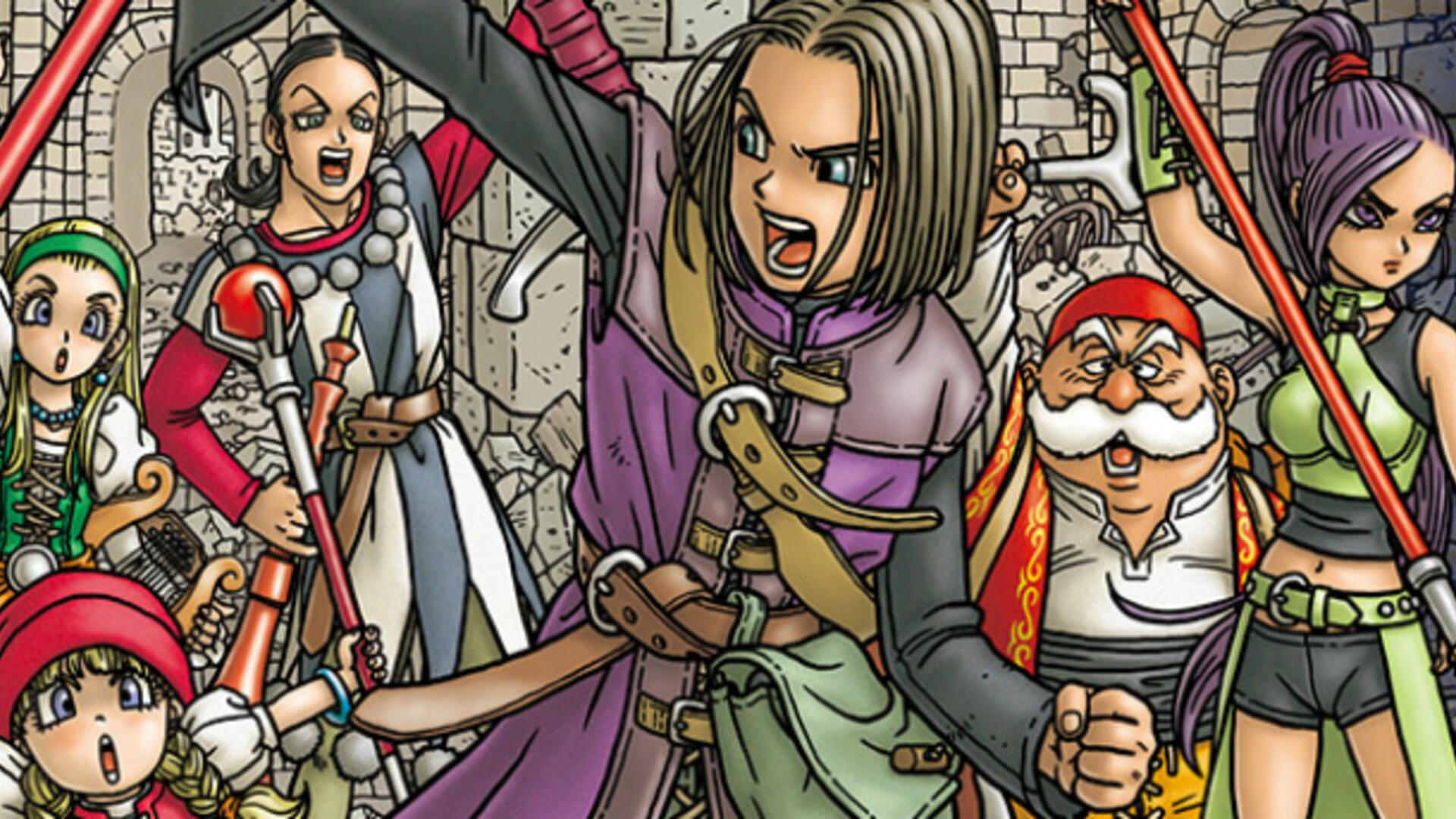 Dragon Quest XI's Battle to Win a New Generation of Fans is Becoming Urgent
