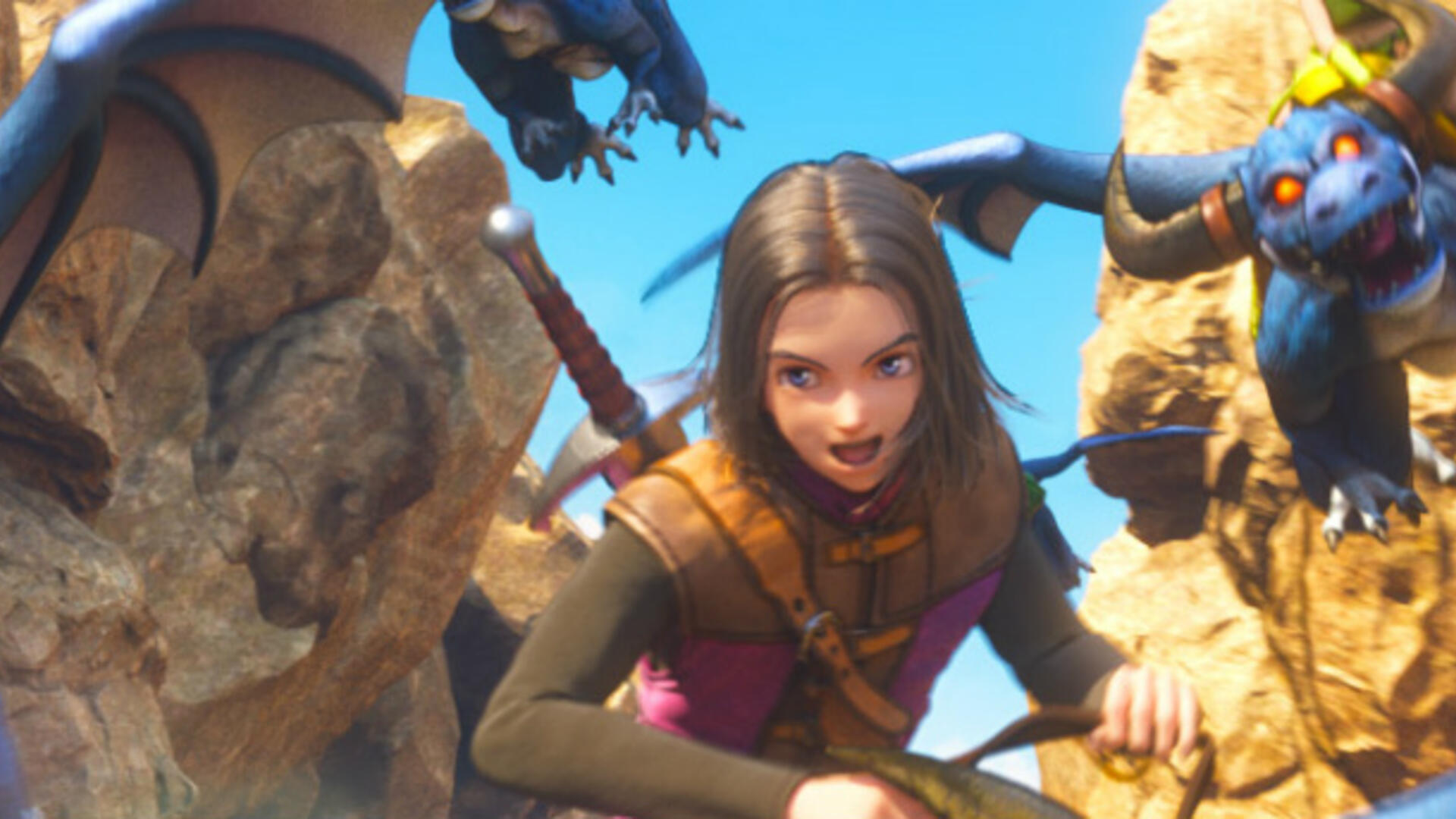 """Dragon Quest XI On PS4 Has """"Seen Stronger Sales"""" Than 3DS Version"""