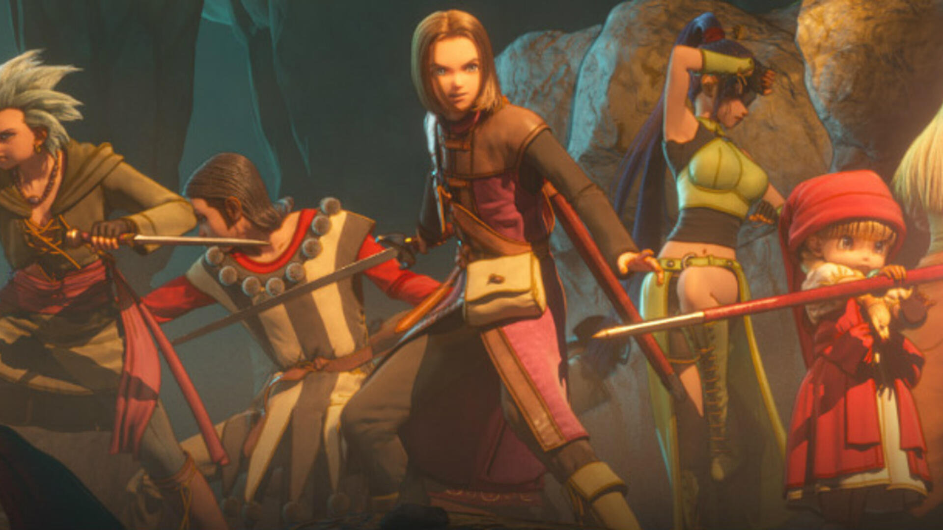 Dragon Quest XI PC Will Support Native 4K, Learn From Nier: Automata's Problems