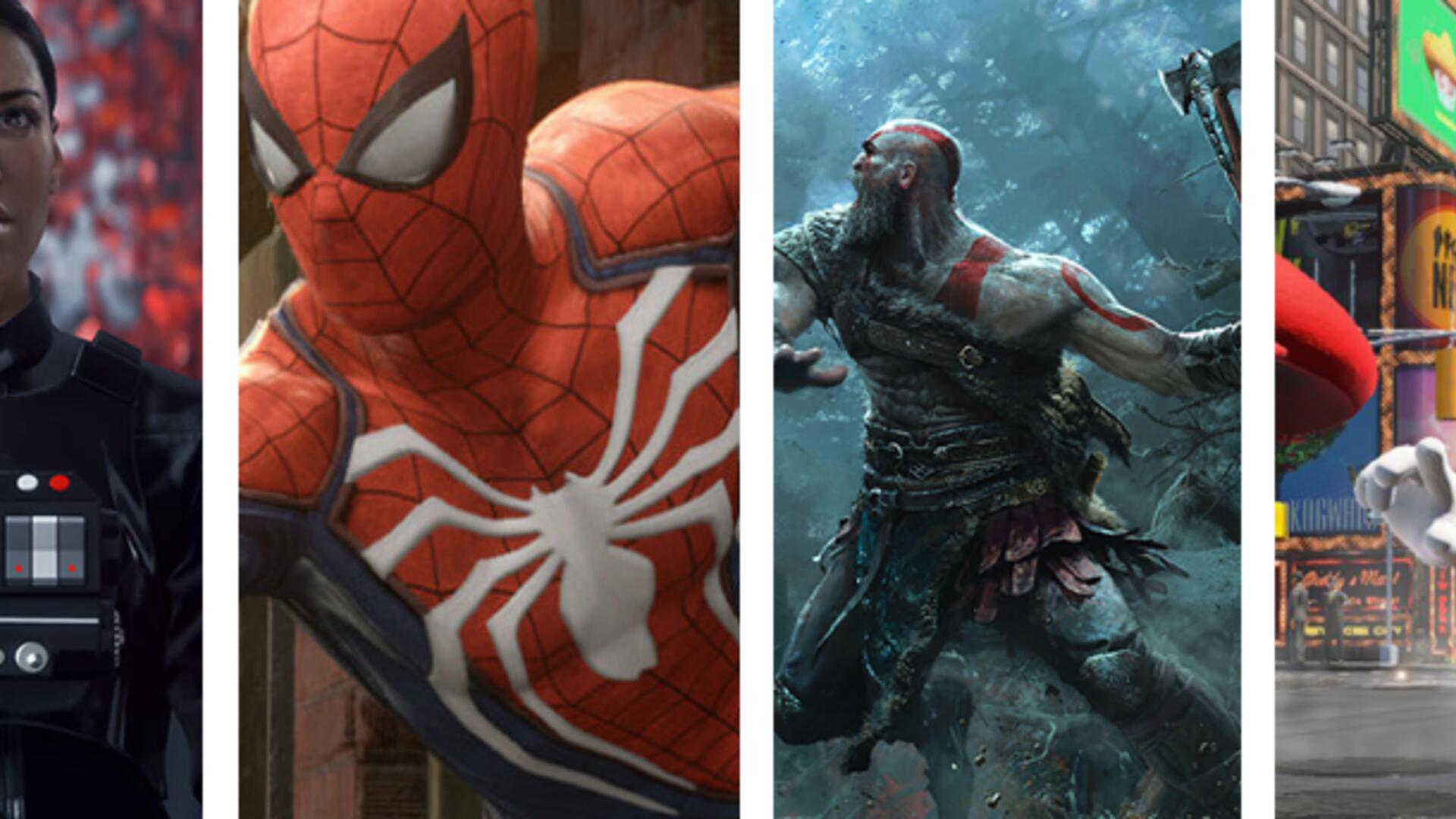 E3 2017 Preview: The 10 Biggest Games to Watch For