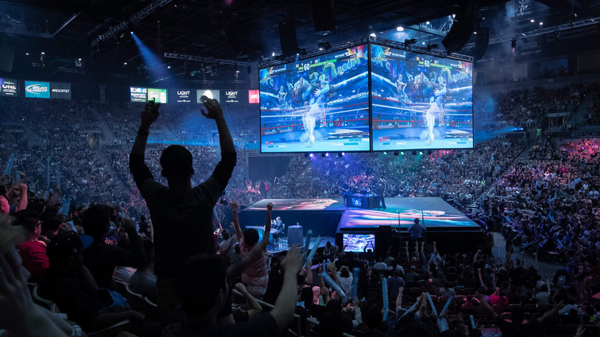Evo 2020 Has Been Canceled, Moving Online Like Everything Else