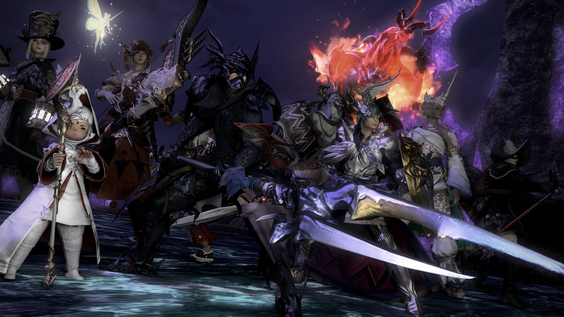 final fantasy 14 free to play restrictions