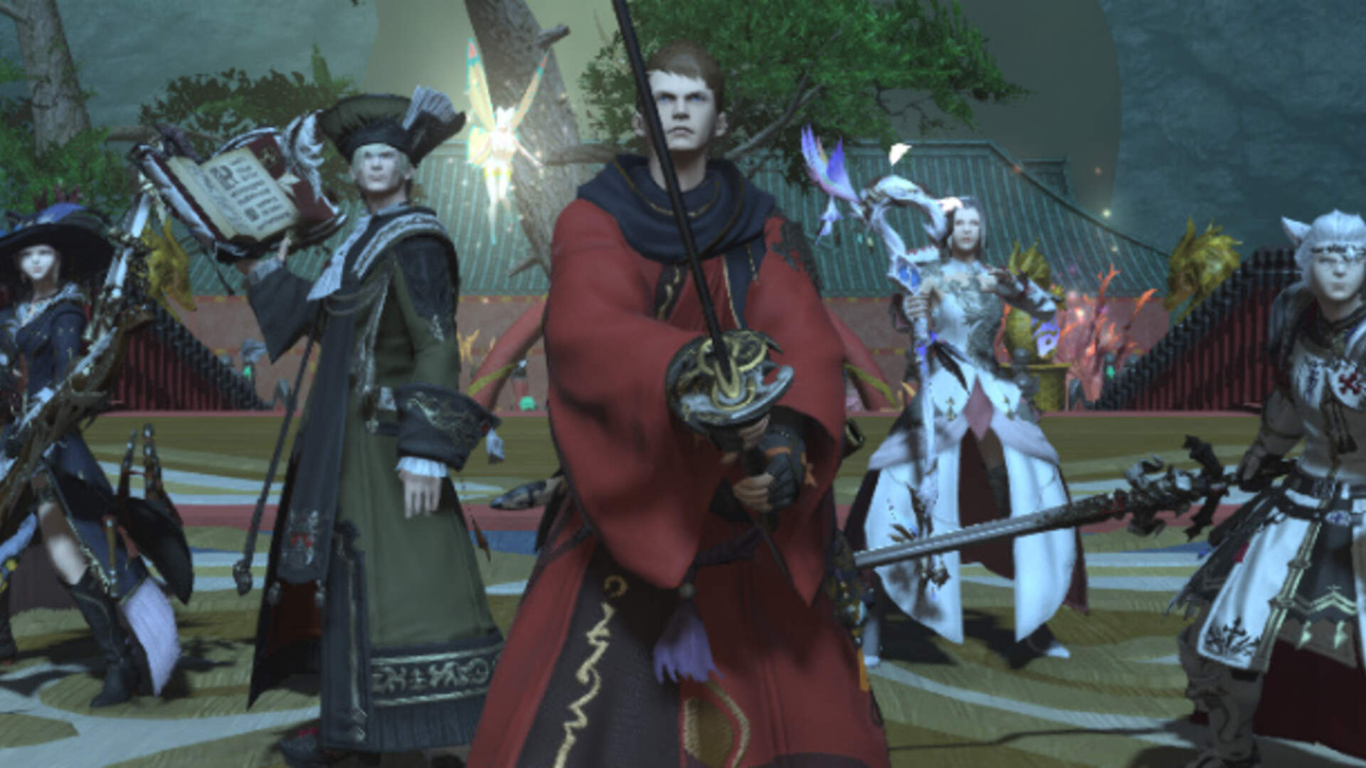 Final Fantasy XIV: Stormblood Review: A Revolution That Lives Up To the 'Final Fantasy' Name