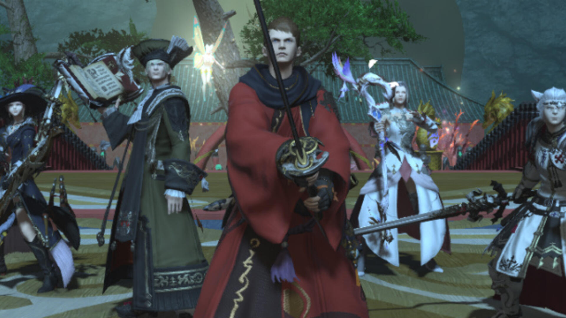 Final Fantasy XIV: Stormblood Review: A Revolution That Lives Up To