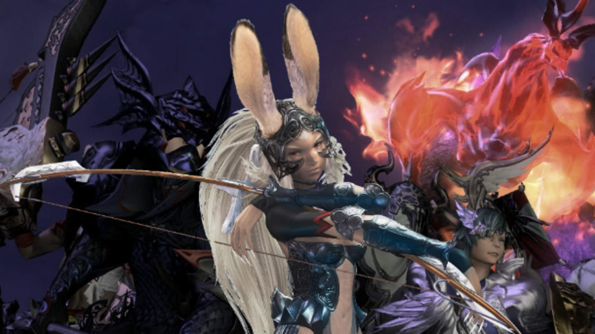 Final Fantasy Xiv Players Shouldn T Give Up Hope On Ffxii S Viera Race Usgamer