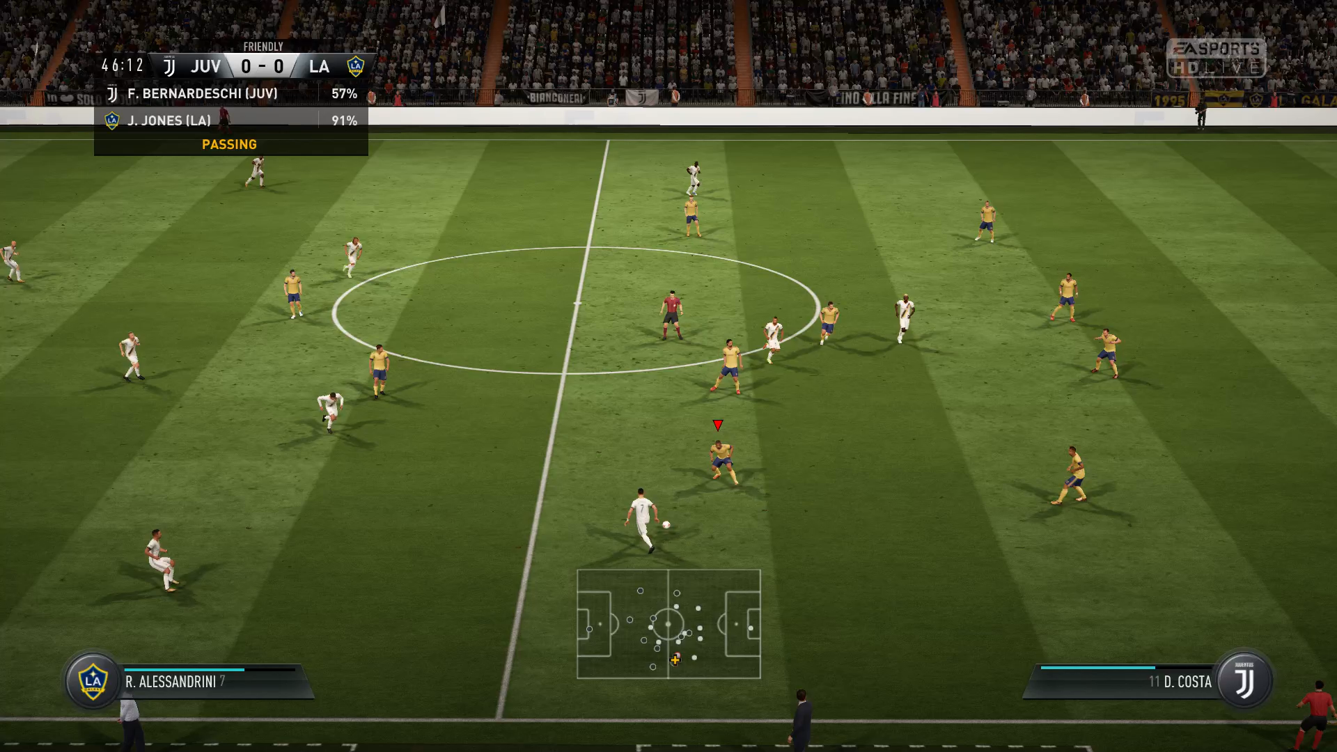how to defend in fifa 18 learn how to defend and tackle in fifa 18 rh usgamer net FIFA 15 FIFA Soccer 02