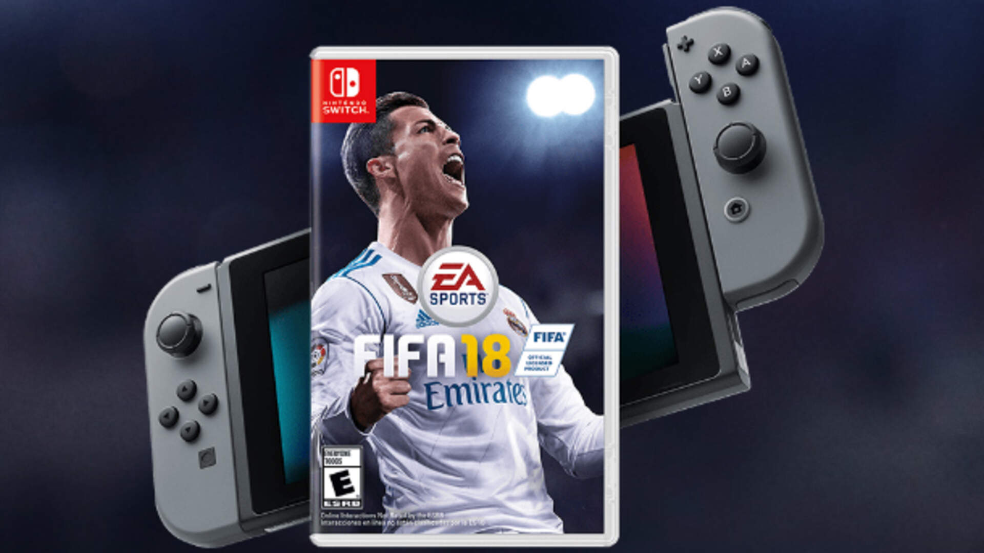 "FIFA 18 on Switch Offers ""Healthy Boost"" In Tech Over Xbox 360 And PS3"