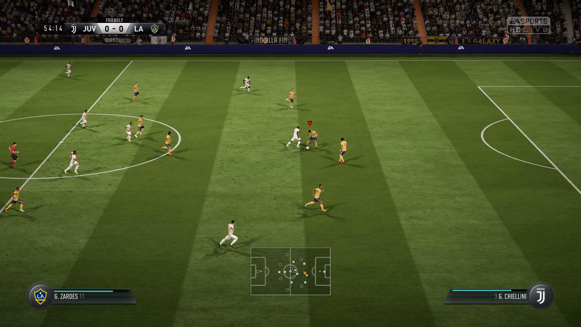 Image result for Fifa 18 1920x1080 press screenshots