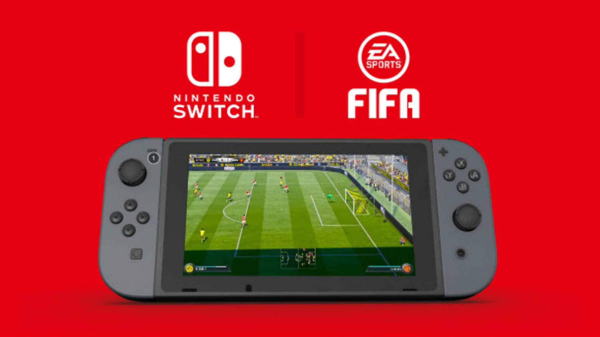 "FIFA Is EA's Only Switch Game Until ""The Platform Launches and Takes Off"""