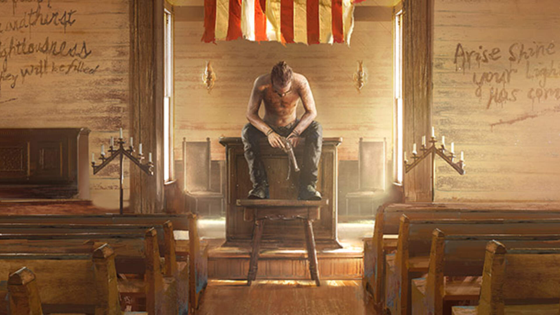 Far Cry 5: The Personality Of A Cult