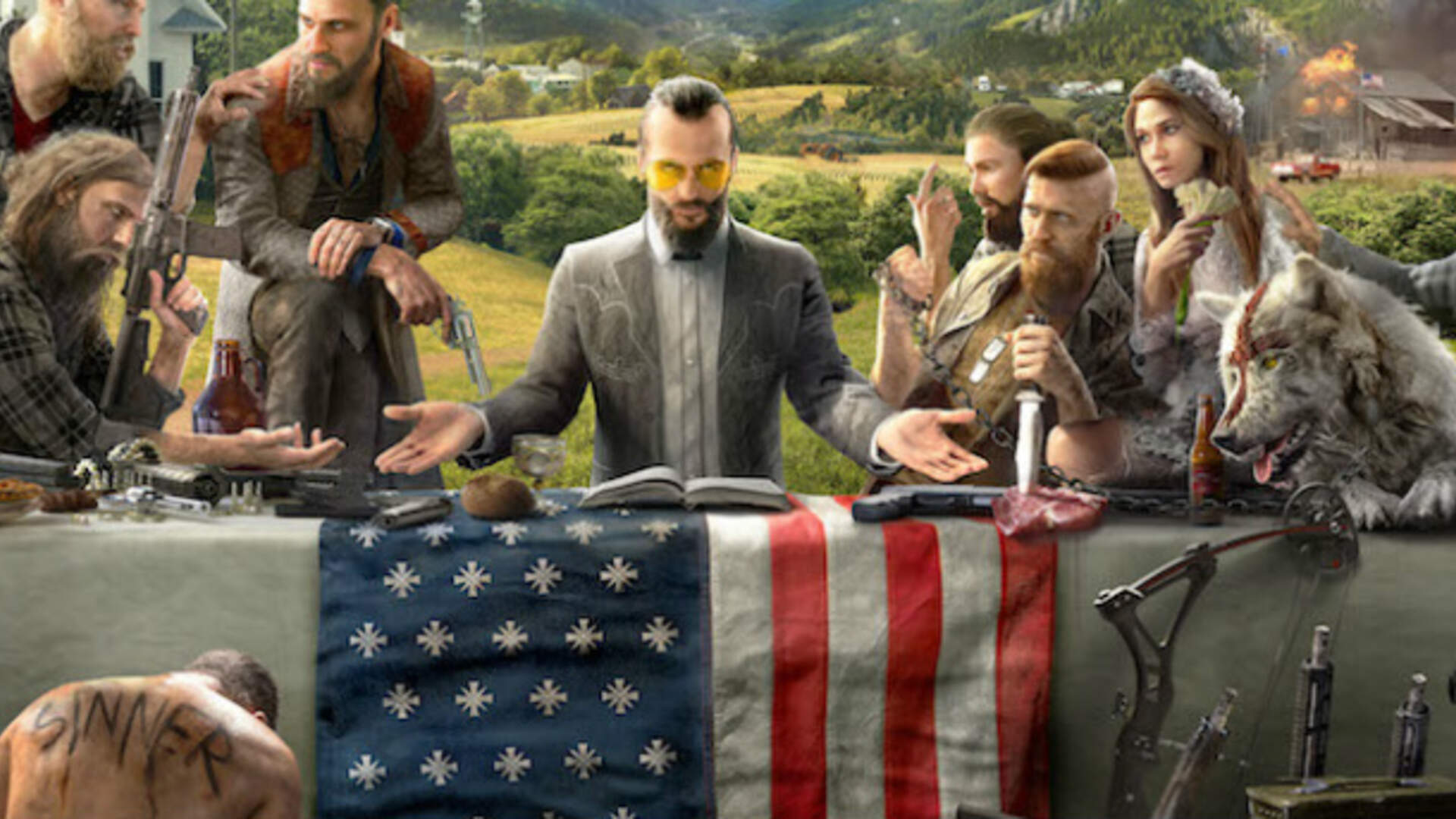 Far Cry 5 Breaks All Kinds of Sales Records for Ubisoft