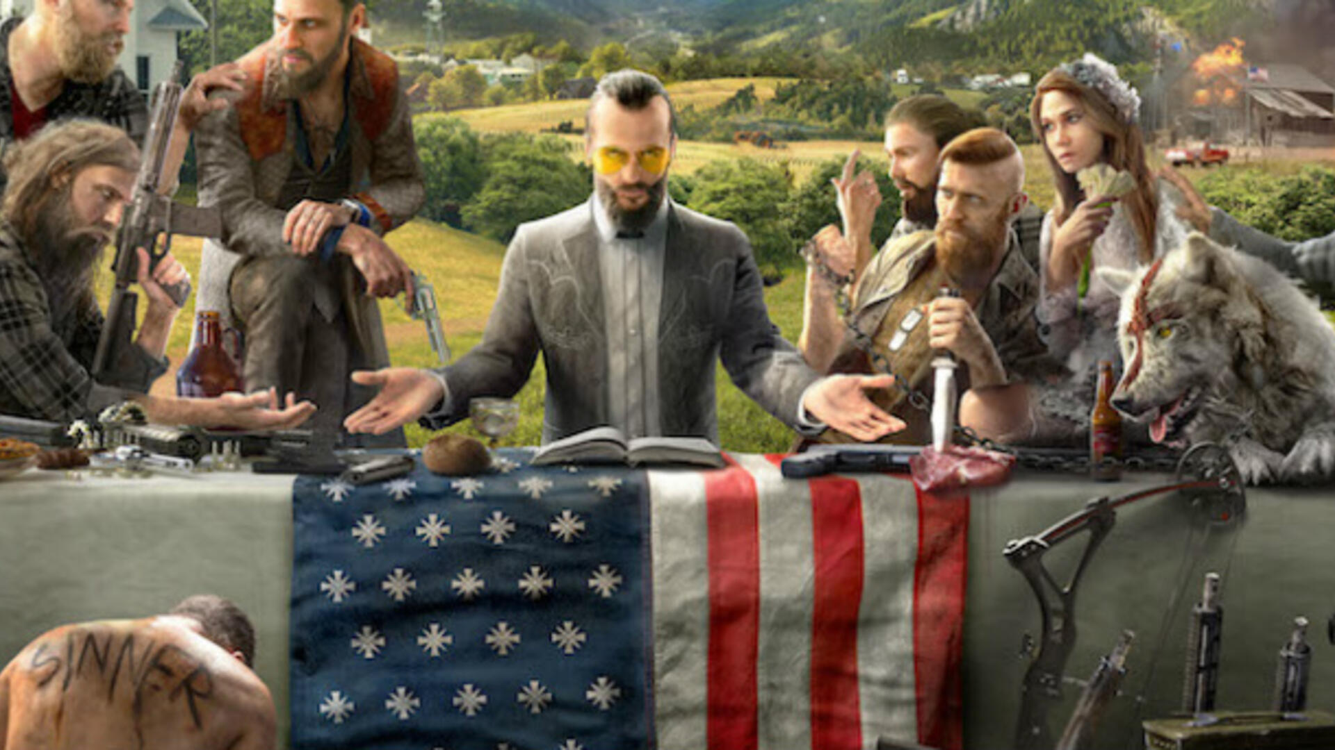 Far Cry 5 Isn't a Subversive, Topical War On America's Heartland