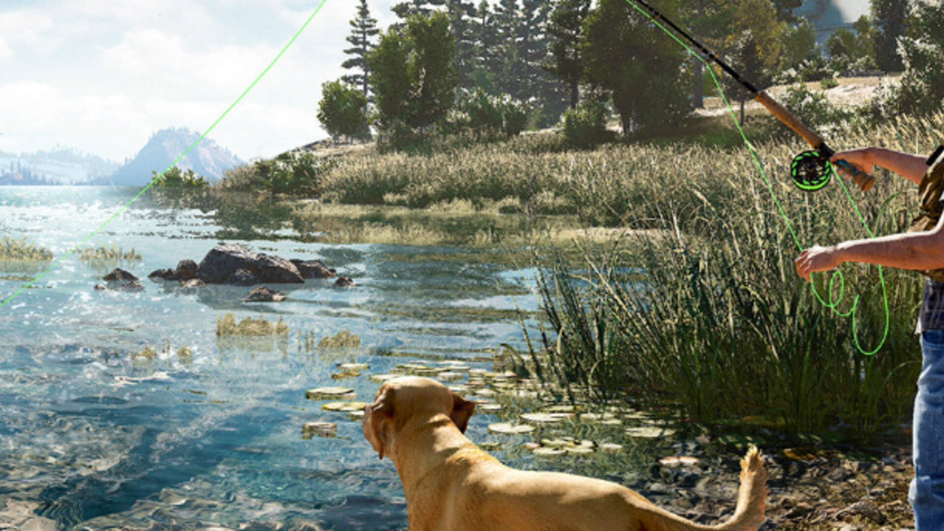 Far Cry 5: Capturing The Look and Feel of Montana